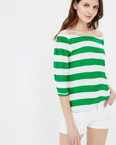 Зеленый топ Top Secret