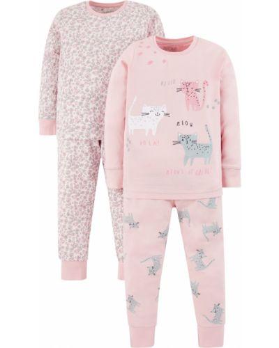 Пижама розовый Mothercare