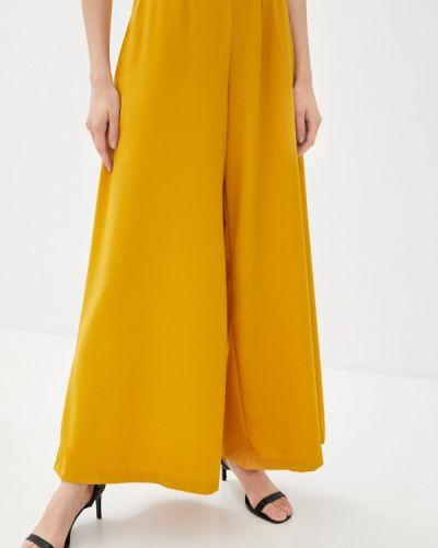 Повседневные желтые брюки Sahera Rahmani