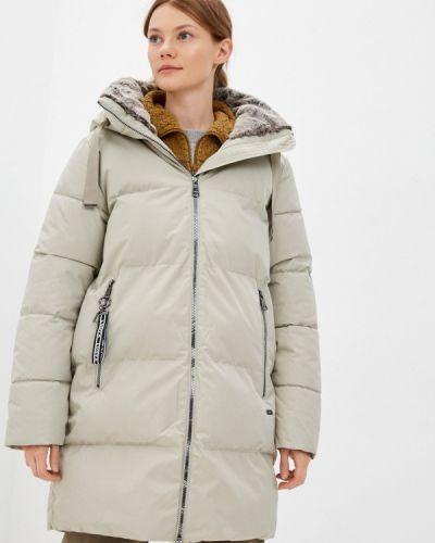 Утепленная куртка - серая Luhta