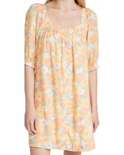 Льняное платье Rails