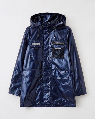 Синее пальто Fobs