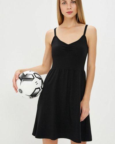 Черное платье осеннее Dorothy Perkins