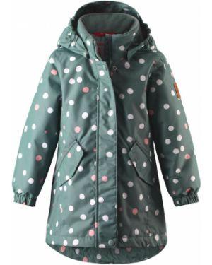 Зимняя куртка зеленый Reima