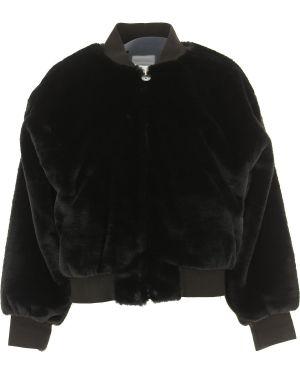 Długa kurtka z kieszeniami z suwakiem Chiara Ferragni