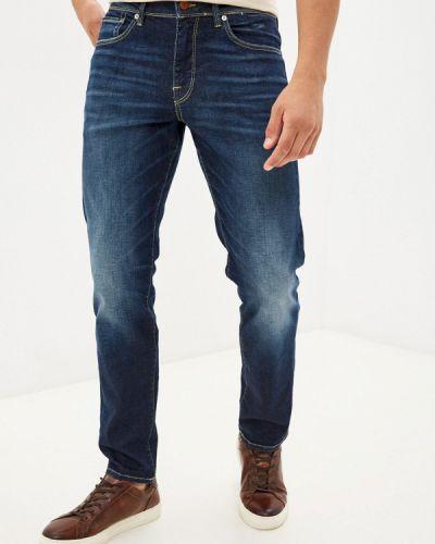 Прямые джинсы - синие Selected Homme