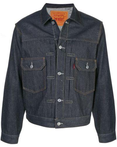 Джинсовая куртка длинная винтажная Levi's Vintage Clothing