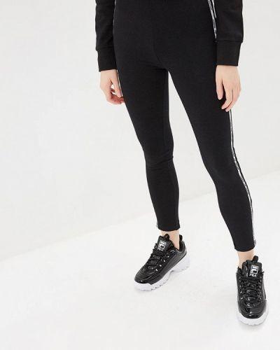 Спортивные брюки черные индийский Jennyfer