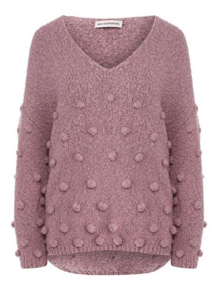 Розовый свитер Vika Gazinskaya