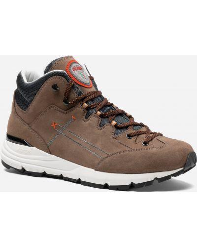 Легкие ботинки - коричневые Olang