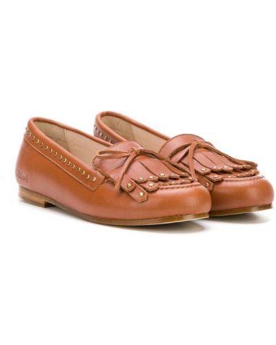 Мокасины для обуви Chloé Kids