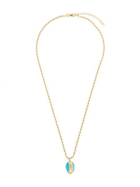 Желтое ожерелье Hues