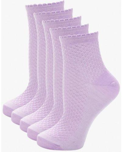 Носки фиолетовый Alla Buone