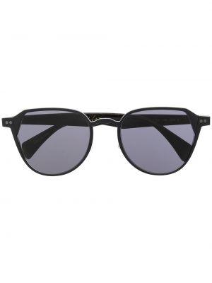 Czarne okulary Yohji Yamamoto