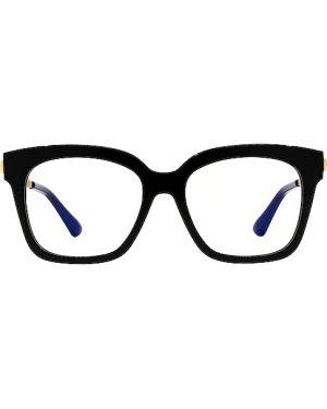 Czarne okulary Diff Eyewear