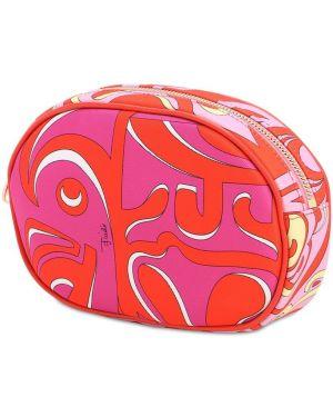 Torba kosmetyczna z nadrukiem Emilio Pucci