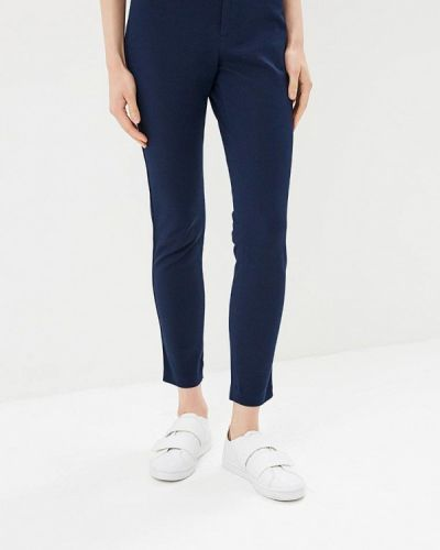 Синие брюки Gap