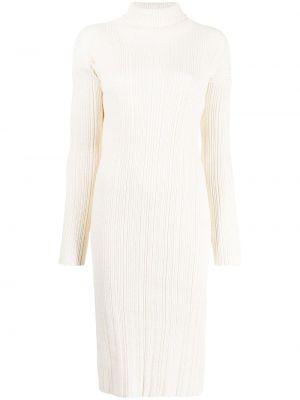 Платье миди с длинными рукавами - белое Ports 1961