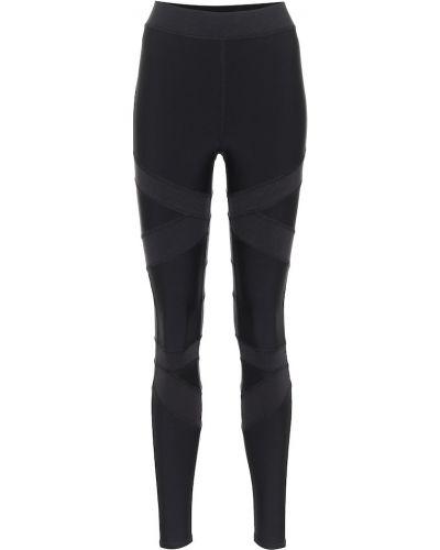 Czarny legginsy na jogę Alo Yoga