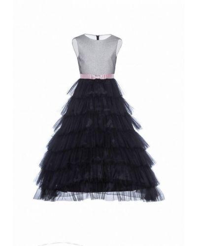 Платье на торжество черное Love Story