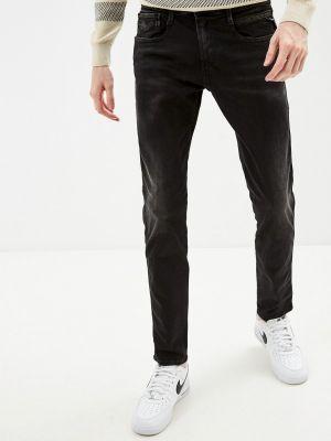 Черные зимние джинсы Replay