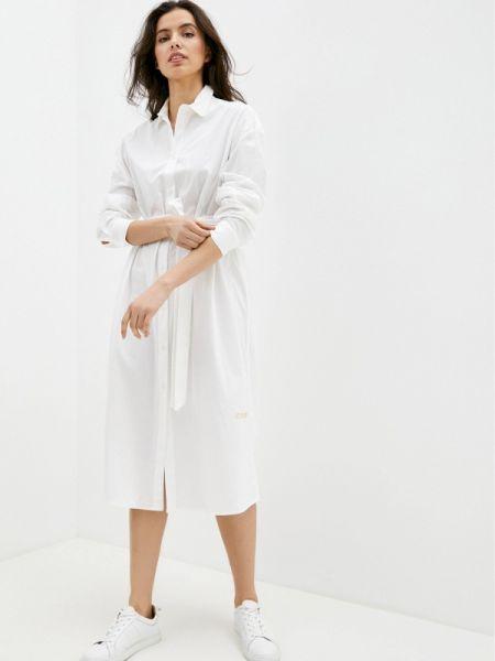 Белое платье Ice Play