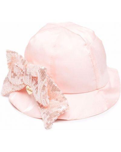 Różowy kapelusz Le Bebé Enfant