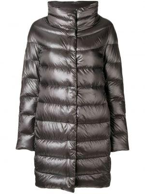 Пальто серое Herno