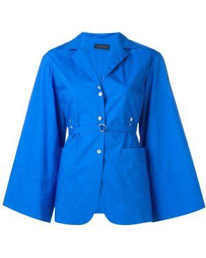 Синий пиджак Eudon Choi