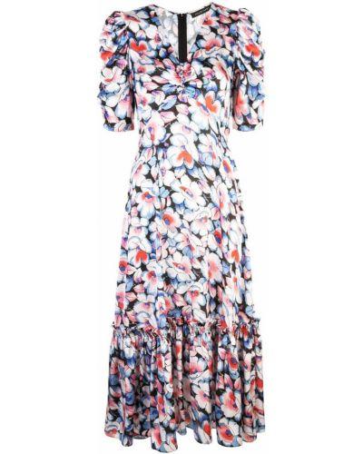 Платье миди на молнии Jill Stuart