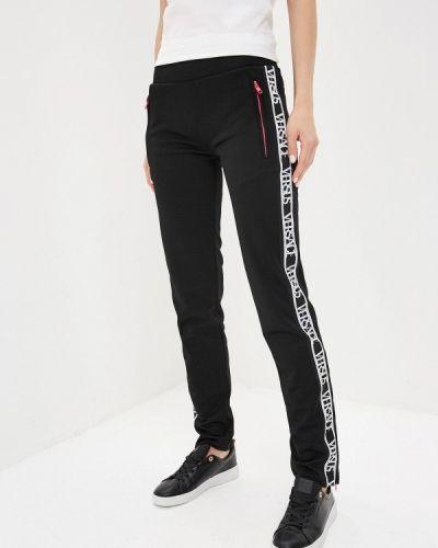 Спортивные брюки - черные Versus Versace