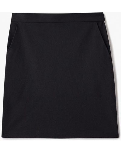 Черная юбка смена
