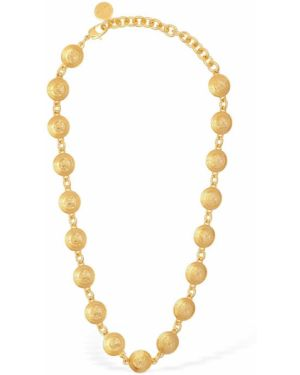 Ожерелье металлический Versace