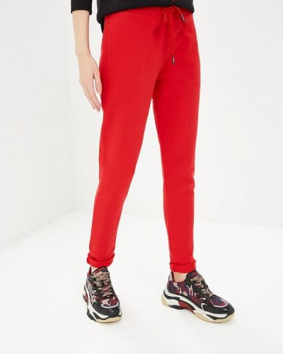 Красные спортивные брюки Iceberg