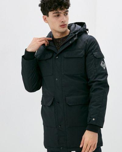 Черная куртка Springfield