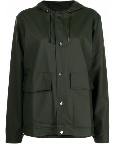 Płaszcz przeciwdeszczowy - zielony Rains