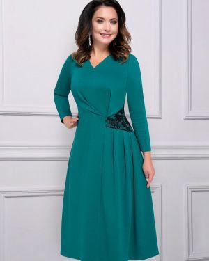 Платье платье-сарафан с драпировкой Charutti
