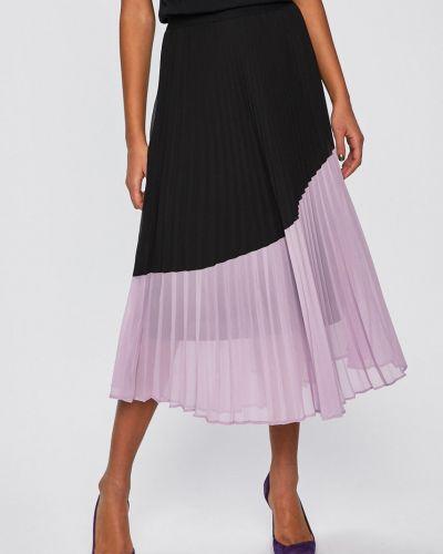 Плиссированная юбка макси на резинке Vero Moda