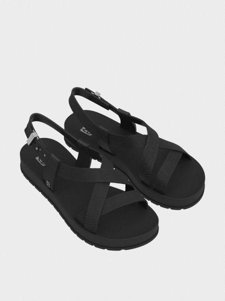 Сандалии - черные Zaxy