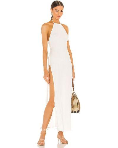 Biała sukienka bawełniana Camila Coelho