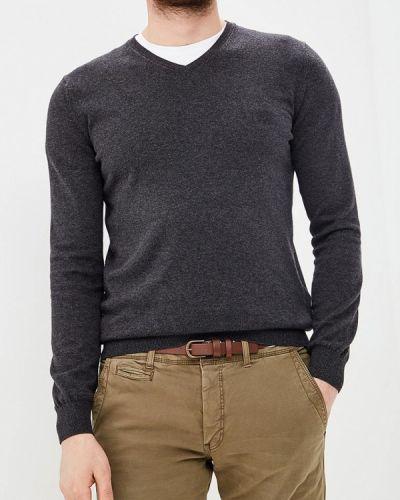 Серый пуловер Celio