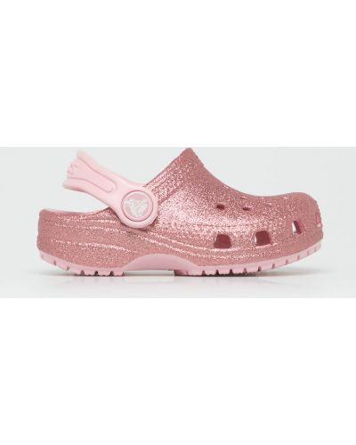 Босоножки розовый Crocs