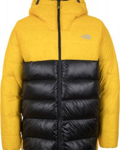 Зимняя куртка длинная спортивная The North Face