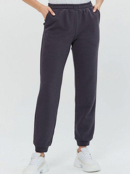 Спортивные серые спортивные брюки Moru