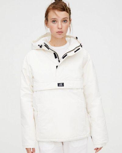 Утепленная куртка осенняя Pull&bear