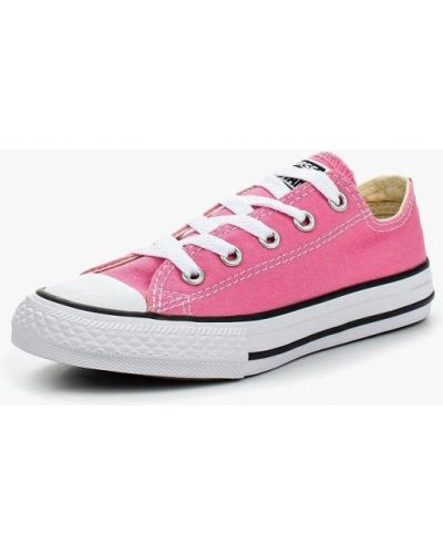 Кеды розовый Converse