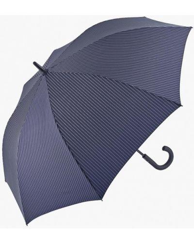 Синий зонт-трость Fulton