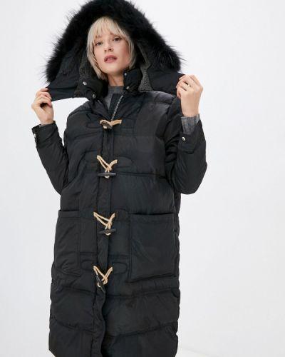 Утепленная куртка - черная Canadian
