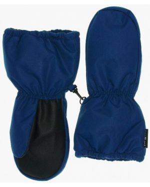 Перчатки синие Premont