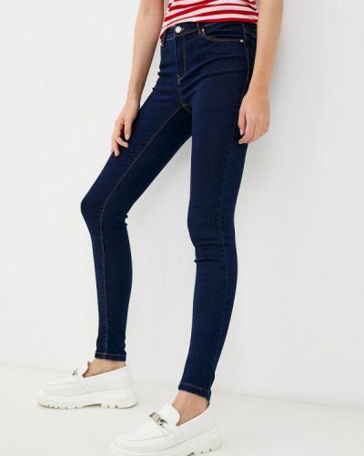 Зауженные джинсы - синие Springfield